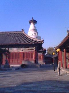 White_pagoda