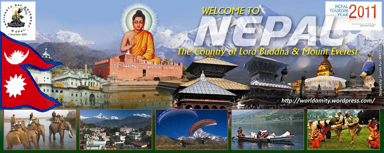 Happening Nepal  Visit Lumbini Year targets    k Buddhist pilgrims