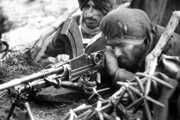 INDIA - NOVEMBER 01:  Indian troops trainning for the boarder war with Red China.  (Photo by Larry Burrows/Time & Life Pictures/Getty Images)
