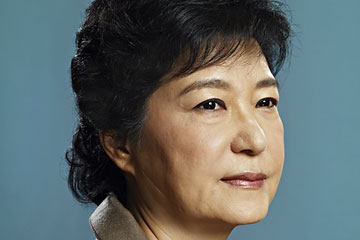 "HEIN-KUHN OH FOR TIME ""I know how fleeting and, at times, harrowing political power can be,"" says Park Geun-hye"