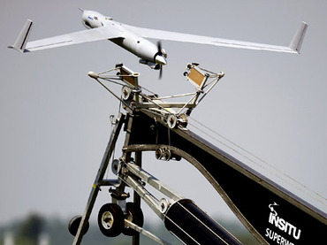 US-TECHNOLOGY-UNMANNED SYSTEMS DEMO-SCANEAGLE