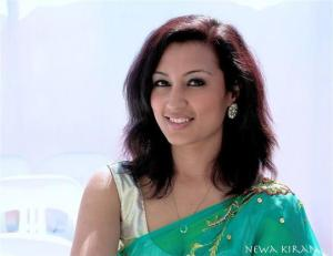 President Reecha Dhital, first Miss Nepal Australia