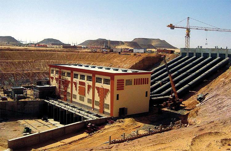 South Valley Development Project - Toshka, Egypt1