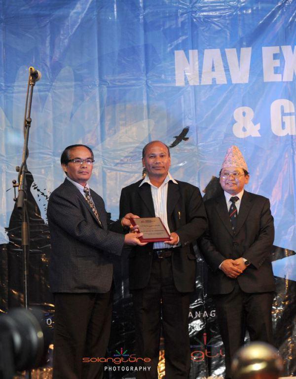 NAV Excellence Award