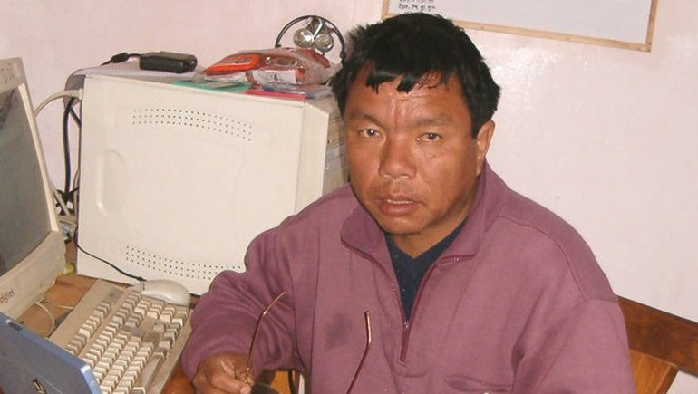 Mahabir Pun earned his master's degree in education at the University of Nebraska at Kearney in 1992.