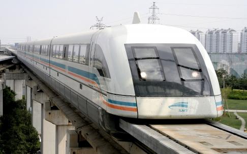 magnetic-levitation_train