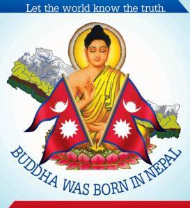 Buddha born in Nepal