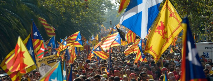 Spain Catalonia Independence