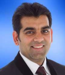 Liberal Party of Australia Victoria Division/AAP Image Nitin Gursahani was the candidate for the seat of Thomastown but a Liberal Party spokesman has confirmed he is no longer endorsed.