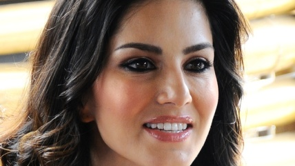 Sunny Leone - an Indo-Canadian adult film star and model