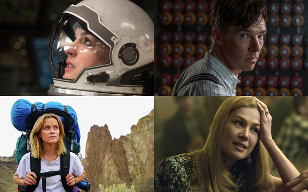 Oscars 2015 predictions: space for Interstellar? - Telegraph