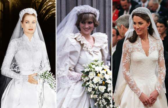 100 YEARS OF ICONIC ROYAL WEDDING DRESSES The Swedish royal family is geared up to host the wedding of Prince Carl Philip to Sofia Hellqvist on June 13, 2015. The former model is known for taking style risks and it will be interesting to see her choice of dres